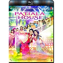Patiala House [Blu-ray] (New Hindi Film / Bollywood Movie / Indian Cinema)