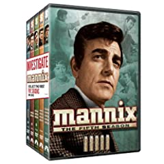 Mannix: Five Season Pack