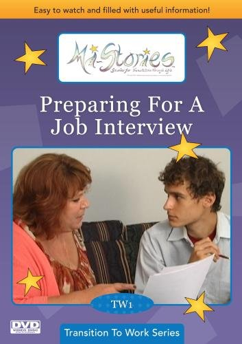 Mi-Stories(tm) Preparing For A Job Interview