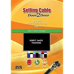 Selling Cable Door 2 Door New Hire Training Video Disk 2