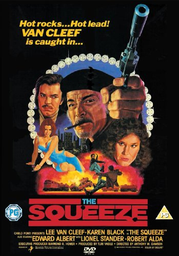 The Squeeze (UK PAL Region 0)