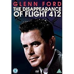 The Disappearance Of Flight 412 (UK PAL Region 0)