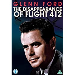 The Disappearance Of Flight 412 (UK PAL Region 0)