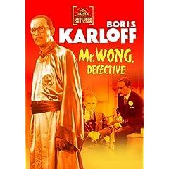 Mr. Wong, Detective