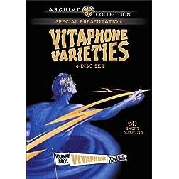 Vitaphone Varieties (4 Discs)