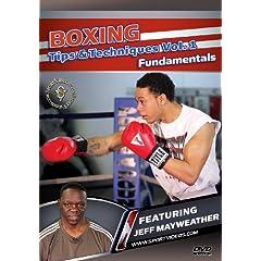 Boxing Tips and Techniques Vol. 1 - Fundamentals