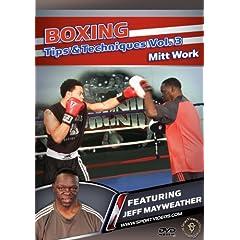 Boxing Tips and Techniques Vol. 3 - Pad Drills