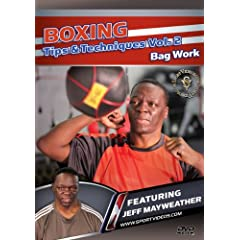 Boxing Tips and Techniques: Vol. 2 - Bag Work