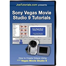 Sony Vegas Movie Studio 9 Tutorials