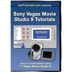 Sony Vegas Movie Studio 9 Tutorials