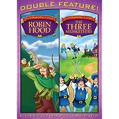 Robin Hood & The Three Musketeers