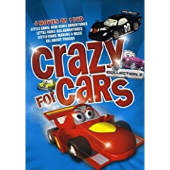 Crazy for Cars Collection 2