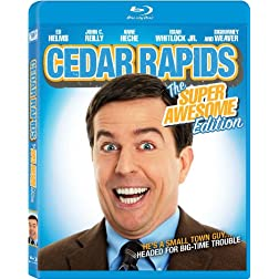 Cedar Rapids (The Super Awesome Edition) [Blu-ray]