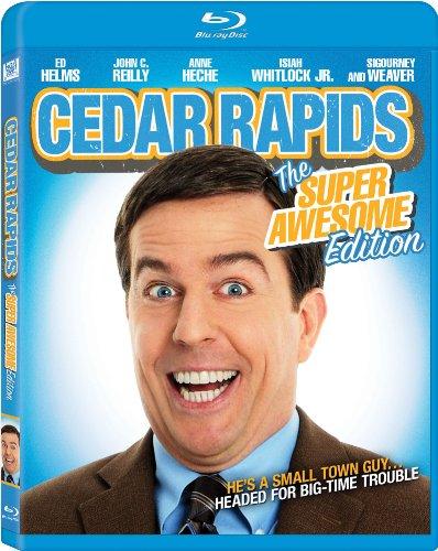 Cedar Rapids (The Super Awesome Edition) [Blu-ray]