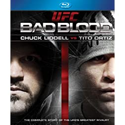UFC: Bad Blood [Blu-ray]