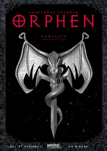 Orphen Complete Collection