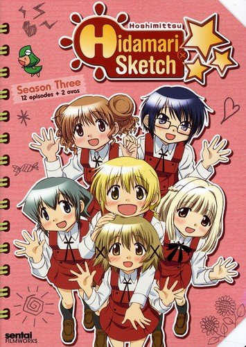Hidamari Sketch: Hoshimittsu