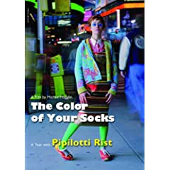 Color of Your Socks: A Year With Pipilotti Rist