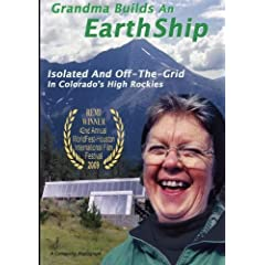 Grandma Builds An Earthship