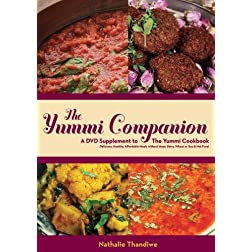 The Yummi Cookbook DVD