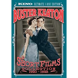 Buster Keaton - Short Films Collection: 1920 - 1923 (3-Disc Ultimate Edition)