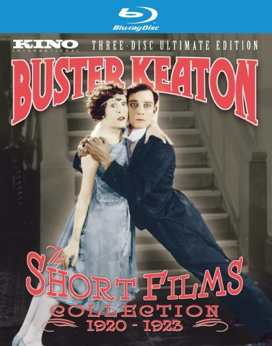 Buster Keaton - Short Films Collection: 1920 - 1923 (3-Disc Ultimate Edition) [Blu-ray]