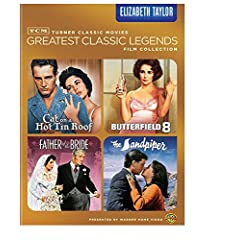 Tcm Greatest Classic: Legends - Elizabeth Taylor
