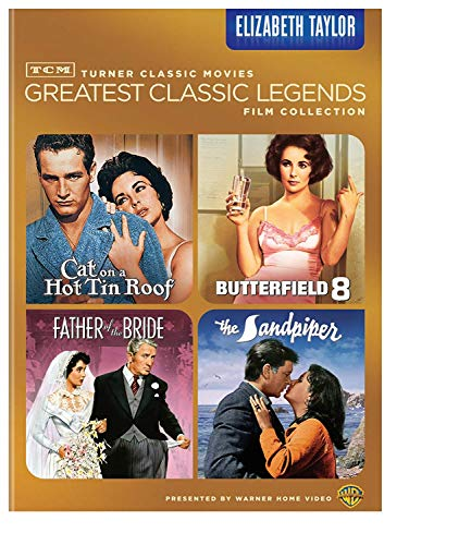 Tcm Greatest Classic: Legends - Elizabeth Taylor