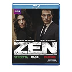 Zen: Vendetta / Cabal / Ratking [Blu-ray]