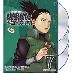 Naruto Shippuden Uncut Set 7