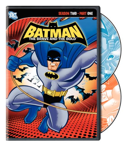 Batman: Brave & The Bold - Season Two Part One