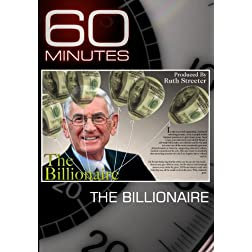 60 Minutes - The Billionaire (April 24, 2011)