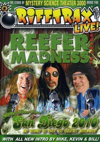RiffTrax: LIVE! Reefer Madness