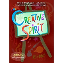 The Creative Spirit (Volume One) (Non-Profit) Volume 1