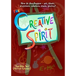 The Creative Spirit (Two DVD Set) (Institutions)