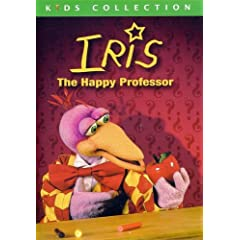 Iris the Happy Professor