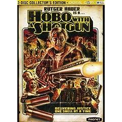 Hobo With a Shotgun 2-Disc Collector's Edition