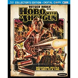 Hobo with a Shotgun (Collector's Edition + Digital Copy) [Blu-ray]