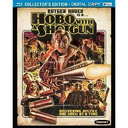 Hobo with a Shotgun (Collector's Edition + Digital Copy) [Blu-ray]