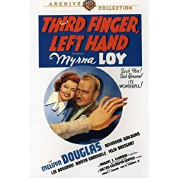 Third Finger; Left Hand