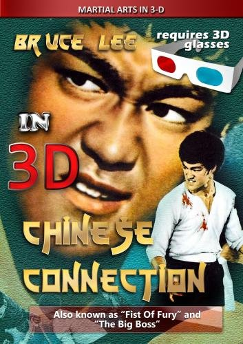 Chinese Connection 3D (1971) aka Fist Of Fury