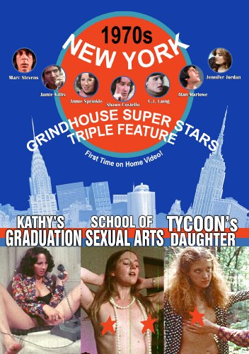 New York Grindhouse Superstars Triple Feature