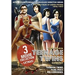 Teenage Twins Collection-Teenage Twins/Punk Rock/Rollerbabies