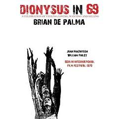 Dionysus in �69