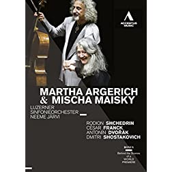 Martha Argerich & Mischa Maisky