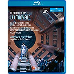 Berlioz: Les Troyens [Blu-ray]