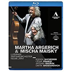 Martha Argerich & Mischa Maisky [Blu-ray]