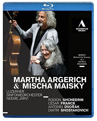 Martha Argerich & Mischa Maisky [Blu-ray]