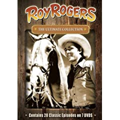 The Ultimate Roy Rogers Collection