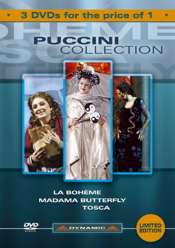 Puccini Collection: Madame Butterfly, La Boheme